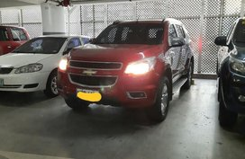 Red Chevrolet Trailblazer 2016 for sale in Makati