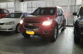 Red Chevrolet Trailblazer 2016 for sale in Makati