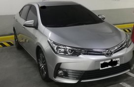2017 Toyota Altis 1.6G AT - 18km