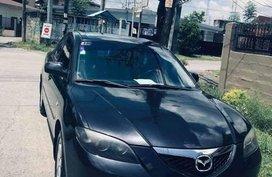 Selling Black Mazda 3 in Manila