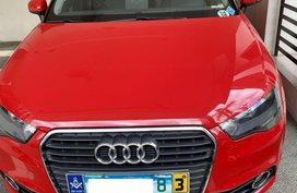 Red Audi A1 for sale in Manila
