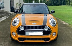Sell Orange Mini Cooper in Mandaue