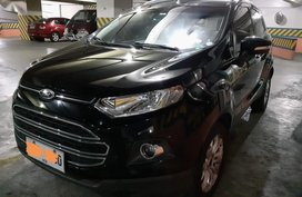 Selling Black Ford Ecosport 2015 in Quezon City