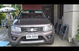 Selling Brown Suzuki Grand Vitara 2015 in Naga