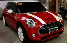 2017 Mini cooper S 3 doots hatch AT