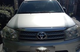 For Sale 2010 Toyota Fortuner G Diesel A/T 4x2 2.5L (Silver)