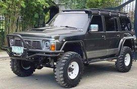 1995 Nissan Patrol Safari 4x4