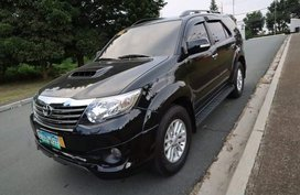 2013 Toyota Fortuner 4x4 automatic trd series