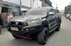 Toyota Hi-Lux 2015 G