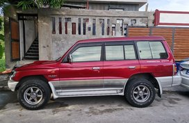 Selling Red Mitsubishi Pajero in Taguig