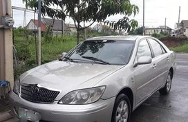 Pearl White Toyota Camry for sale in Pasay