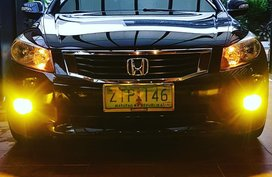 Sell Black Honda Accord in Quezon City