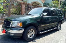 Green Ford Expedition for sale in Manila
