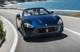 Maserati GranCabrio Sport 5.0 AT