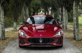 Maserati GranTurismo MC 5.0 AT