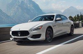 Maserati Quattroporte S Q4 3.0 AT