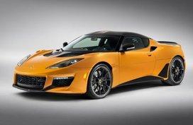 Lotus Evora GT410 AT