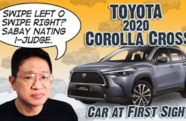 2021 Toyota Corolla Cross Philippines: Swipe left or swipe right?