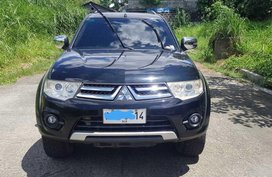Sell Black Mitsubishi Montero in Quezon City