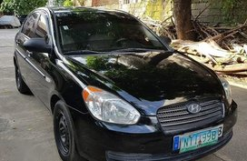 Selling Black Hyundai Accent in Manila