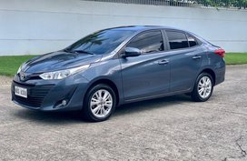 Selling Silver Toyota Vios in Parañaque