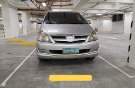 Pearl White Toyota Innova for sale in Manila