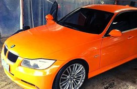 Orange Bmw 325I for sale in Manila