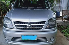 Silver Mitsubishi Adventure 2010 for sale in Santa Rosa