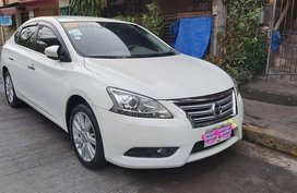 Pearl White Nissan Sylphy for sale in Taguig