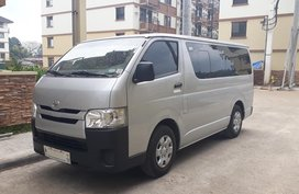Toyota HiAce Van 3.0 turbo intercooler. 2016