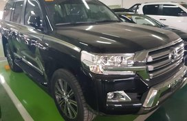2018 Toyota Land Cruiser Lc 200 fo