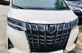 2020 Toyota Alphard 3.5