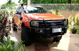 2014 Ford Ranger Wildtrak 3.2L Auto 4X4 (4-Wheel Drive)