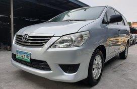 Toyota Innova 2014 E Diesel Automatic