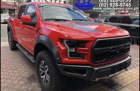 Brand New 2021 Ford F-150 Raptor (802A Top of the Line) F150 F 150 Race Red