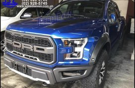 Brand New 2021 Ford F-150 Raptor (802A Top of the Line Package) F150 F 150 Performance Blue