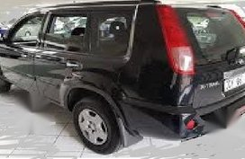 Black Nissan X-Trail for sale in Manila