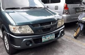 Green Isuzu Crosswind for sale in Manila
