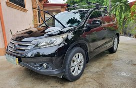 Sell Black 2013 Honda CR-V in Batangas