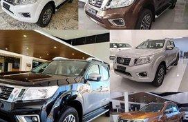 Selling Pearl White Nissan Navara in Manila