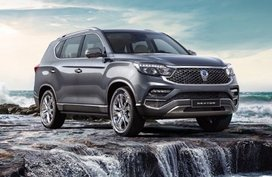 2021 SsangYong Rexton facelift looks posher than any other midsize SUV