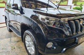 Black Toyota Prado for sale in Olongapo