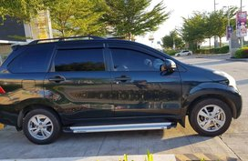Black Toyota Avanza for sale in Manila