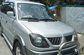 Selling Silver Mitsubishi Adventure 2007 in Ocampo