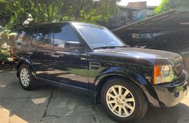 Black Land Rover Discovery 3 2009 for sale in Pasay City
