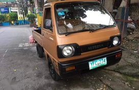 Orange Suzuki Multicab 2007 for sale in Manila