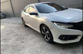 2016 Honda Civic RS Turbo 600k