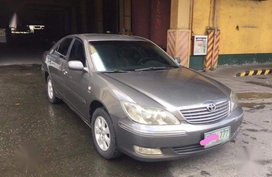 Sell Silver 2005 Toyota Camry in Manila