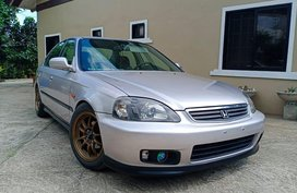 Sell Silver 1999 Honda Civic in Cavite