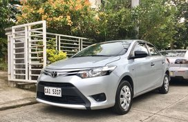 Selling Silver Toyota Vios 2017 in Cavite